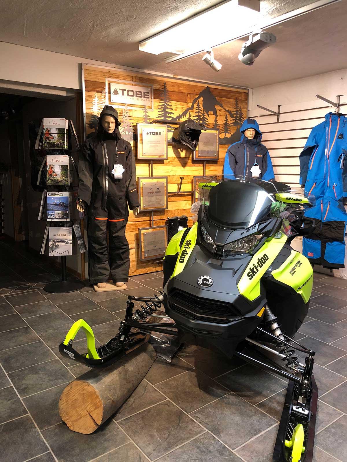 Motor & Fritid i Funäsdalen